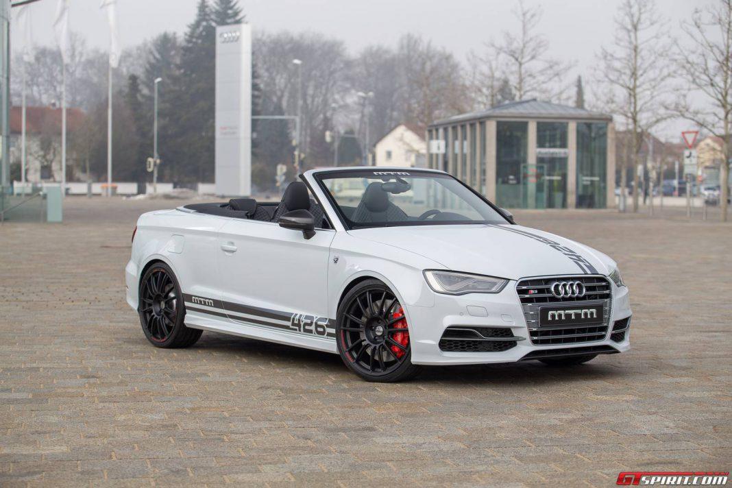 Official: MTM Audi S3 Cabriolet