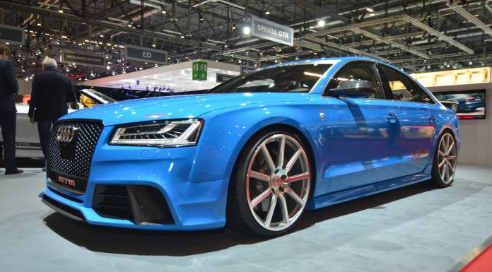 MTM Talladega S at the Geneva Motor Show 2015