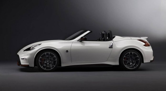 Official: Nissan 370Z Nismo Roadster Concept