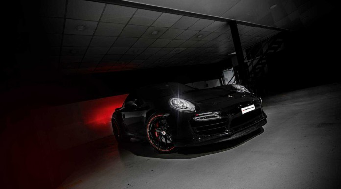 670hp Porsche 911 Turbo by PP-Performance