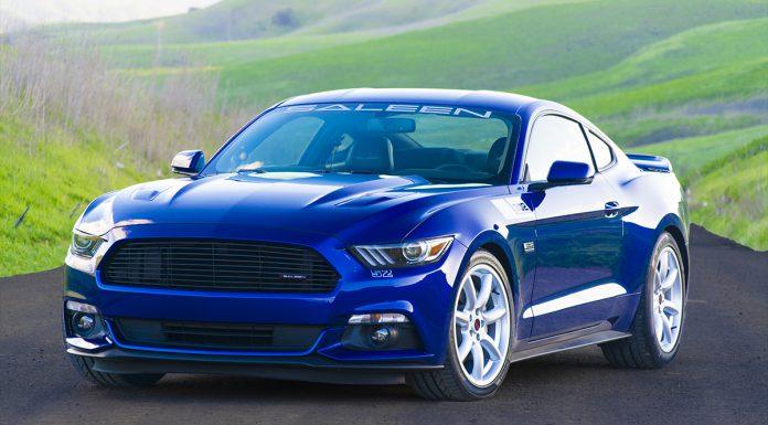 Saleen 302 Mustangs