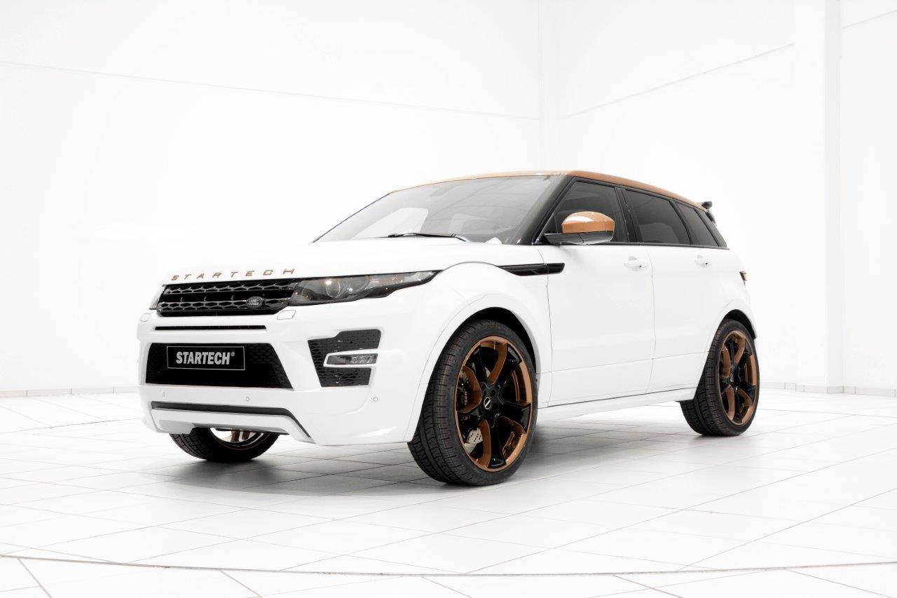 official startech range rover evoque gtspirit. Black Bedroom Furniture Sets. Home Design Ideas