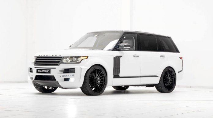Startech Widebody LWB Range Rover