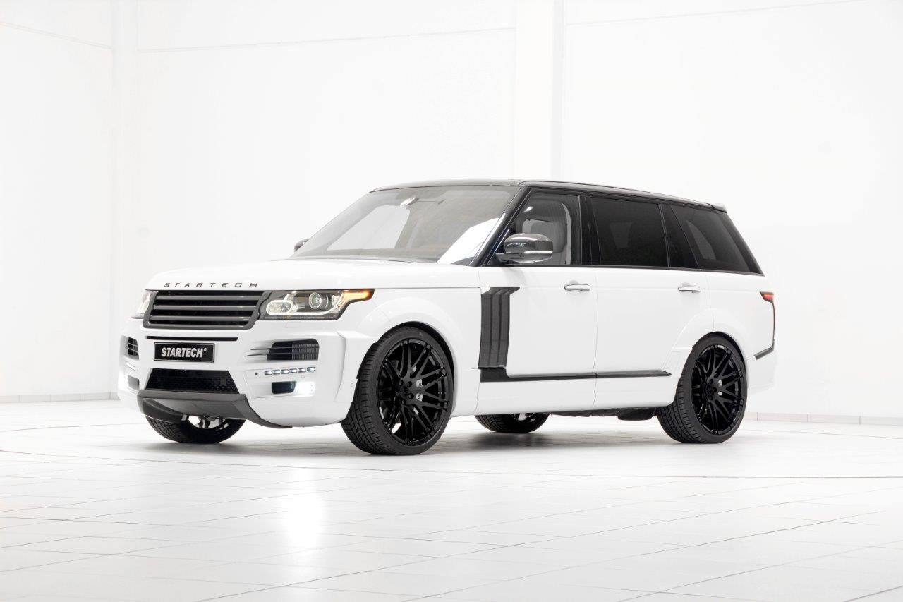Official Startech Widebody Lwb Range Rover Gtspirit