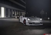 Official: Techart Porsche Carrera GTS