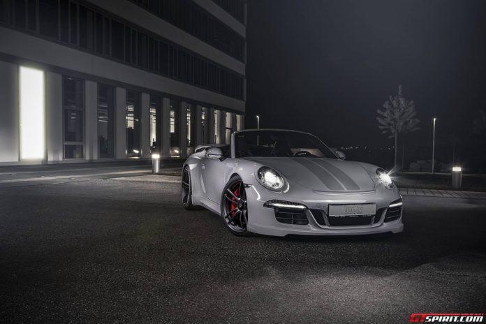 Official: Techart Porsche Carrera GTS
