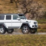Exclusive: Mercedes-Benz G 500 4x4 Review