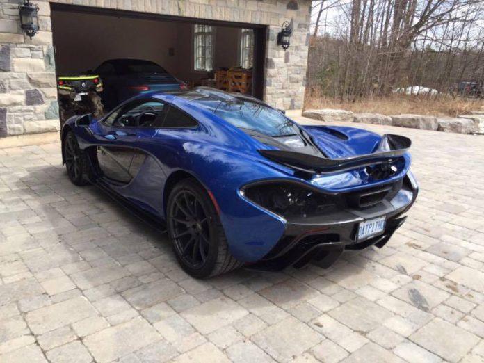 Deadmau5 Finally Receives His New McLaren P1