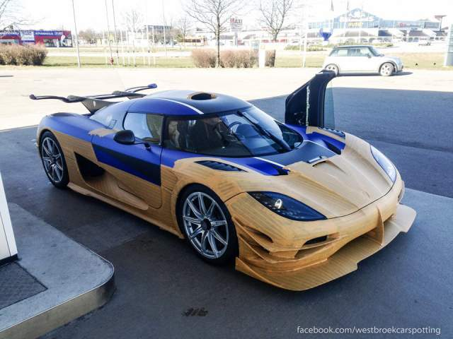 Third Koenigsegg One:1 in Its Final Stages of Completion