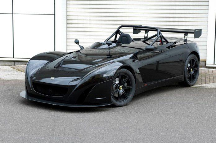 Lotus 3-Eleven detailed