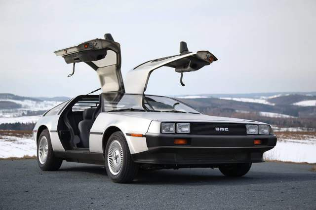 Pristine 1983 DeLorean DMC-12 For Sale at € 56.900