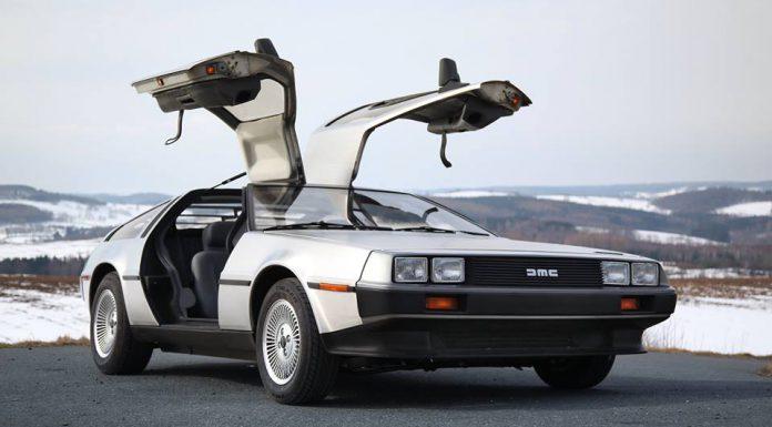Pristine 1983 DeLorean DMC-12 For Sale at € 56.900