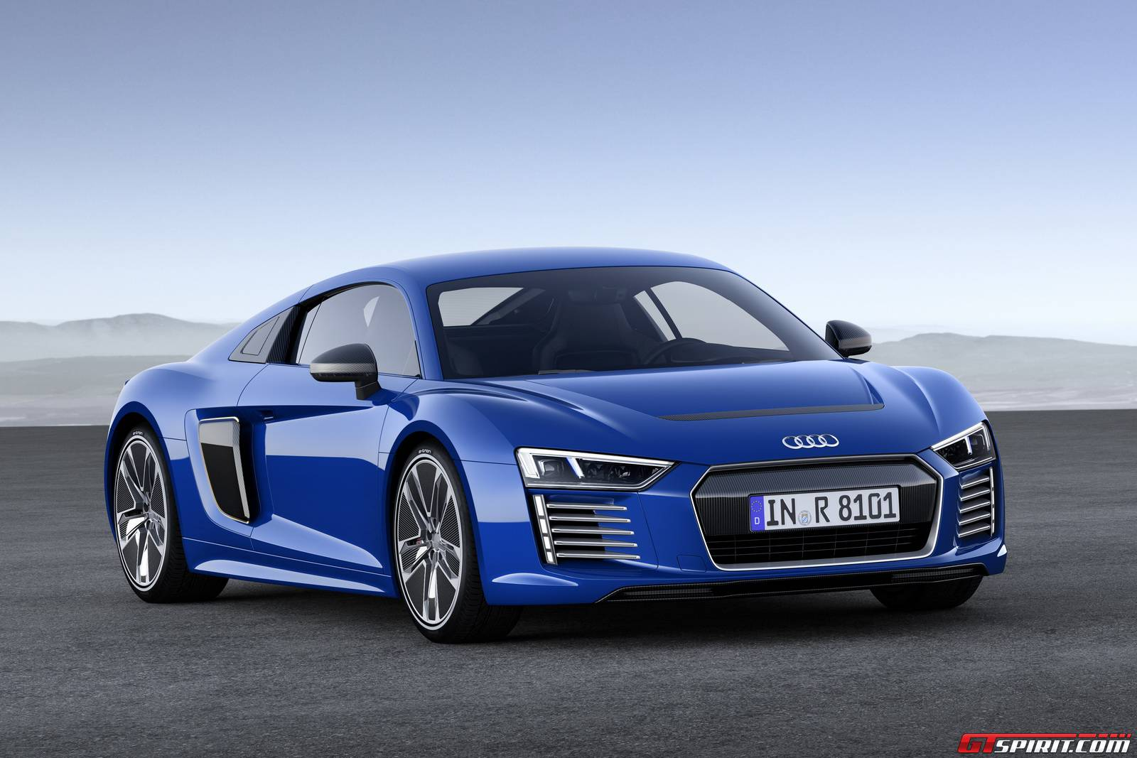 Audi R Etron Revealed In Full GTspirit - Audi r8 etron