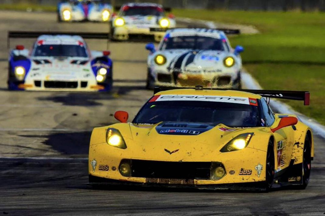 Corvette Sweeps 12 Hours of Sebring with Multiple Wins!