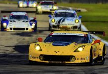 Corvette Sweeps 12 Hours of Sebring with Multiple Wins!