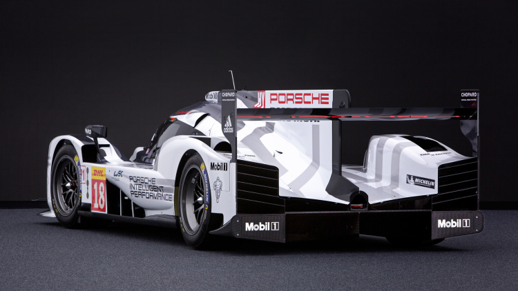Official 2015 Porsche 919 Hybrid Lmp1 Gtspirit