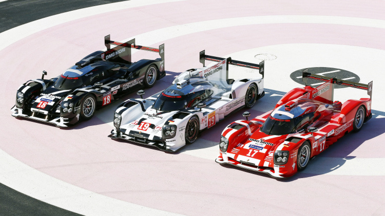 Porsche continuing LMP1 program until 2018