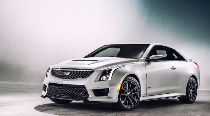 2016-cadillac-ats-v-front-three-quarter-view