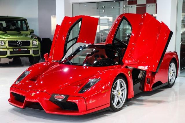 Rare Ferrari Enzo for Sale in Dubai , GTspirit