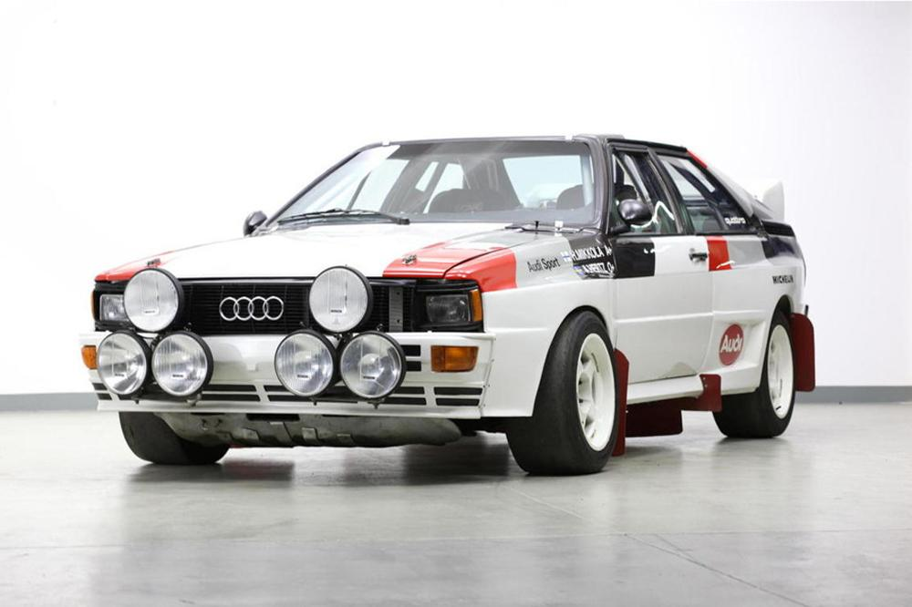 Original Audi Quattro A1 Heading To Auction Gtspirit