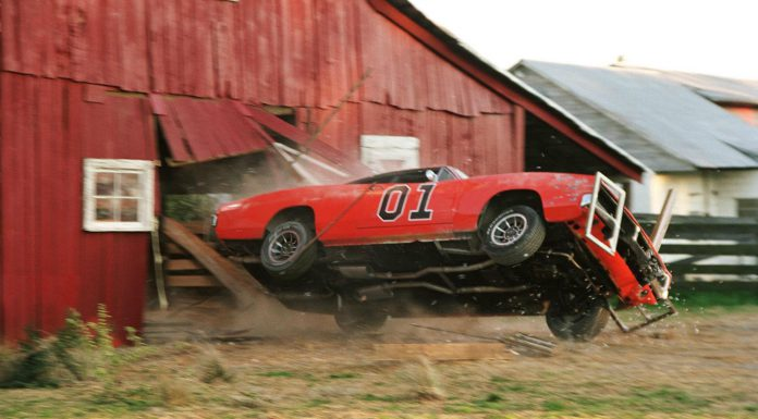 1969 Dodge Charger in The Dukes of Hazzard