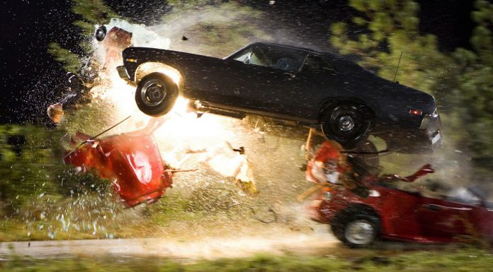 1970 Chevy Nova SS in Drive Angry