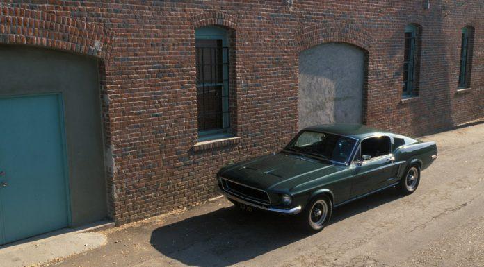 1968 Ford Mustang Fastback in Bullitt