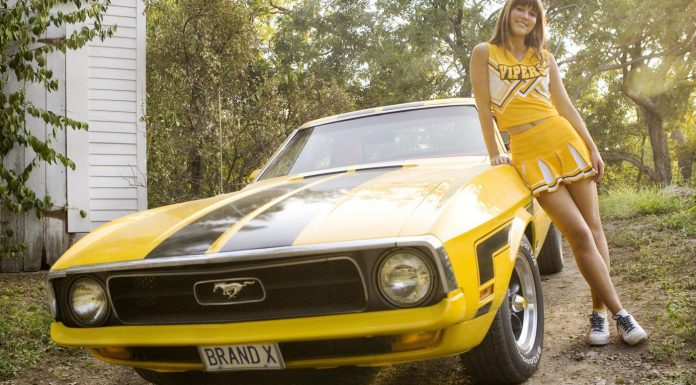 Death Proof - 1972 Ford Mustang Mach 1