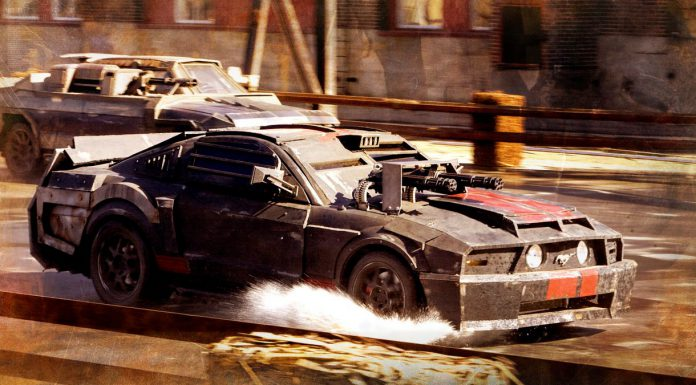 2006 Ford Mustang GT in Death Race