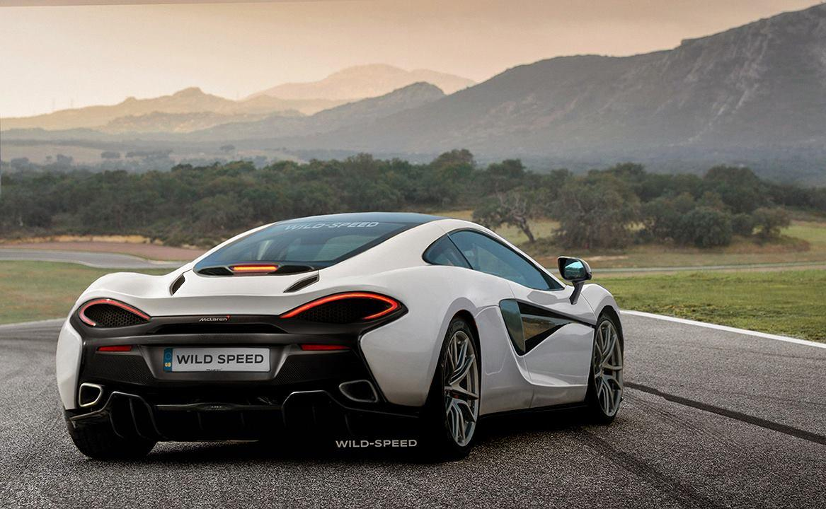 Entry Level Sports Series Model Could Be Mclaren 540c