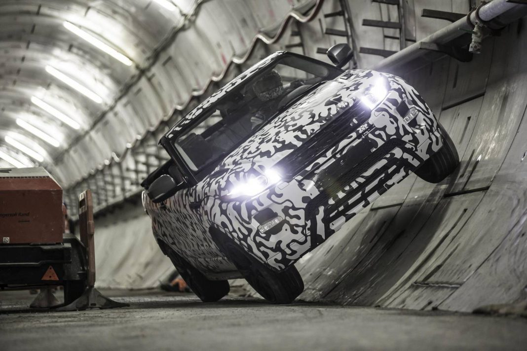 Range Rover Evoque Convertible to be limited