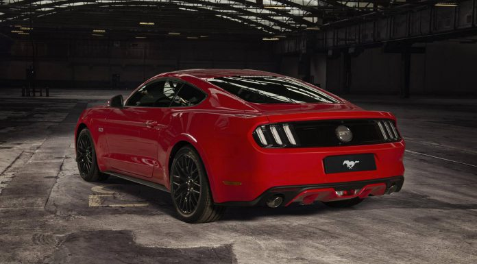 500,000 Ford Mustangs Configured in Europe in First Month