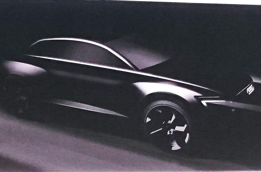 Audi Q6 Electric