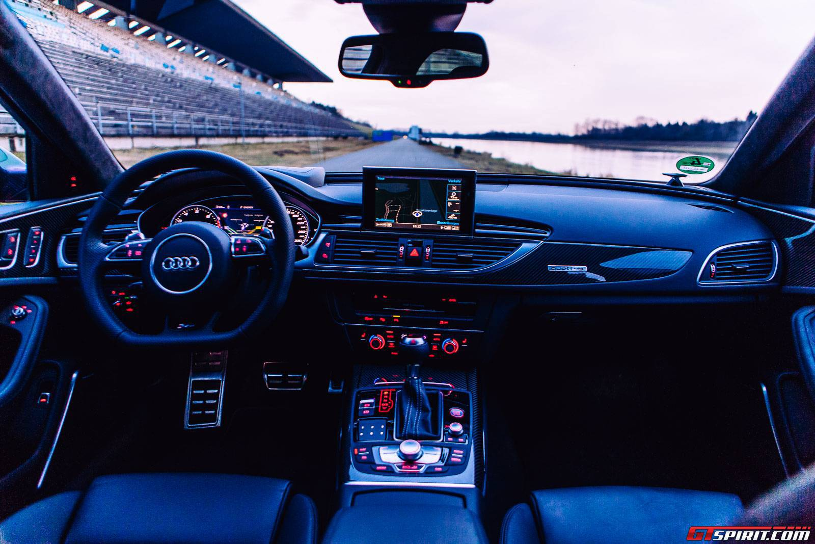 2016 Audi Rs6 Avant Review Gtspirit