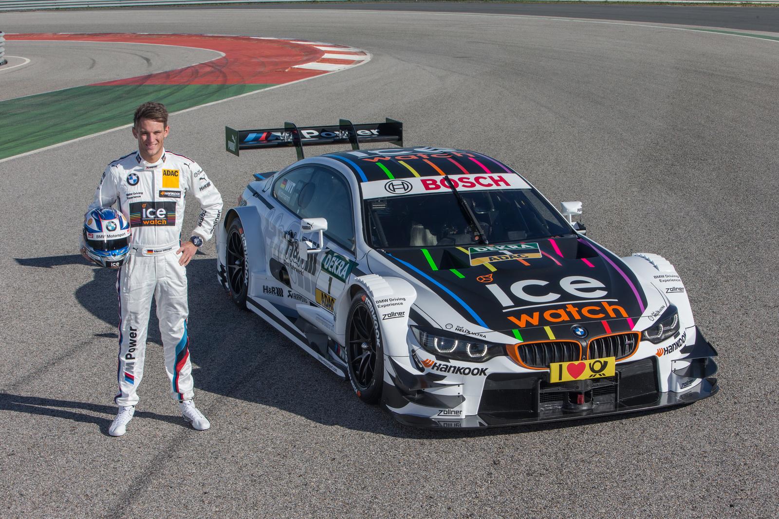 Bmw Unveils M4 Race Cars For 2015 Dtm Season Gtspirit