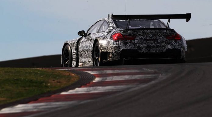 More Images of Upcoming BMW M6 GT3 Revealed