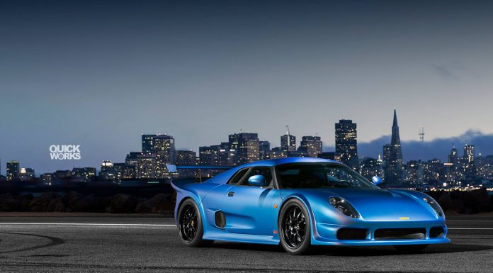 Photo of the Day: Stunning Blue Noble M400!