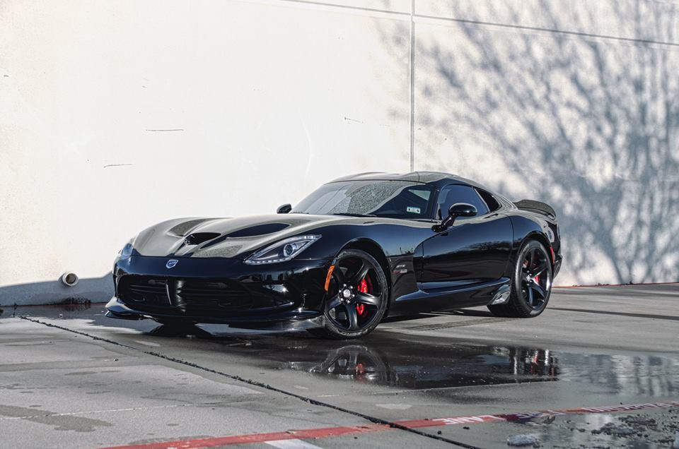 1000hp Dodge Viper GTS Twin Turbo by RSI Racing Solutions - GTspirit