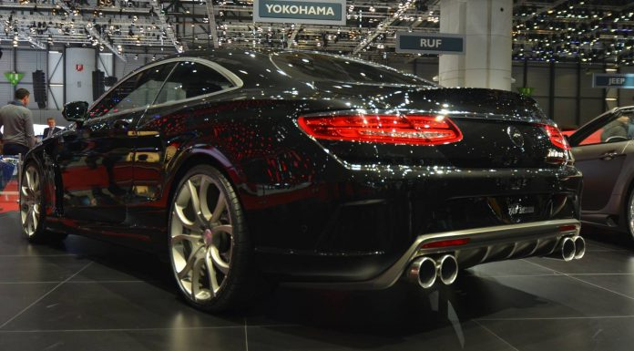 Geneva 2015: FAB Design Mercedes-Benz S-Class