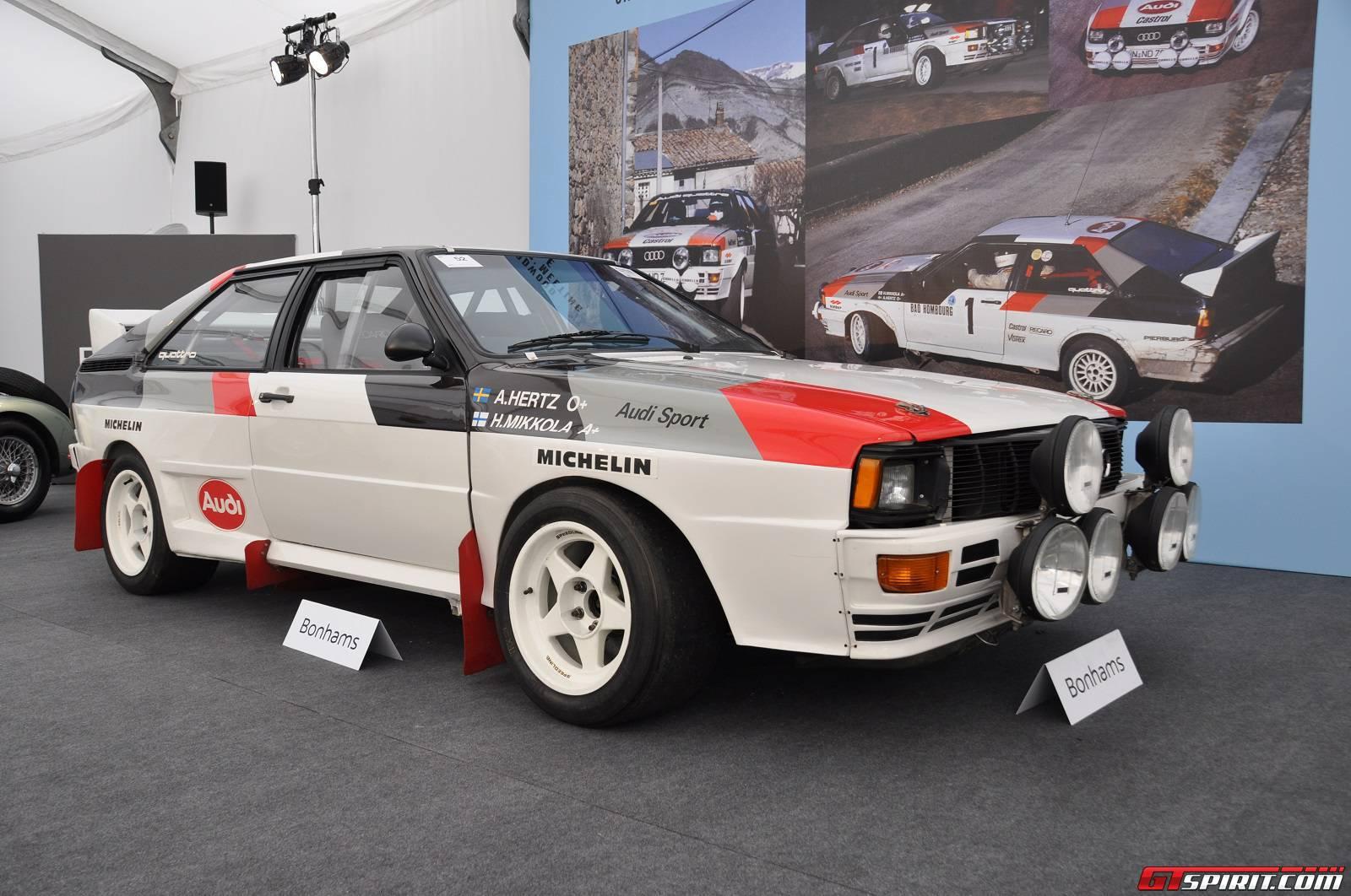 Lastcarnews Audi Quattro 395 000 Record At Bonhams