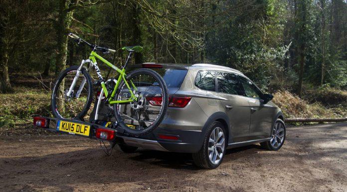 Seat Leon X-PERIENCE bikes
