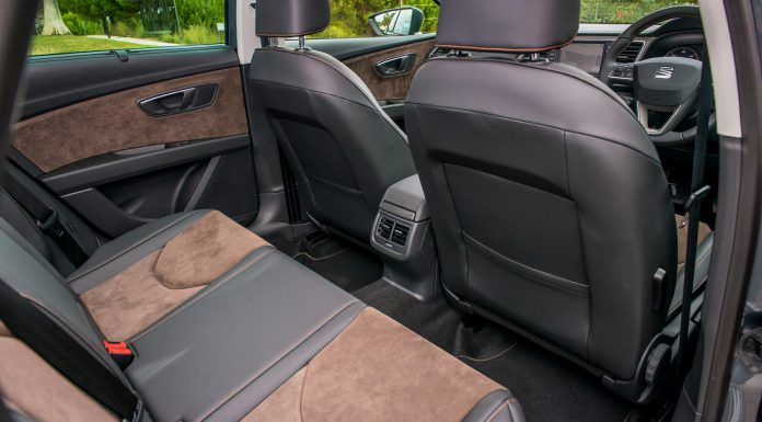 Seat Leon X-PERIENCE alcantara