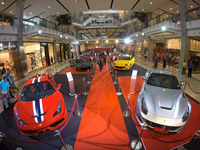 Ferrari Marks its 25th Anniversary in Thailand