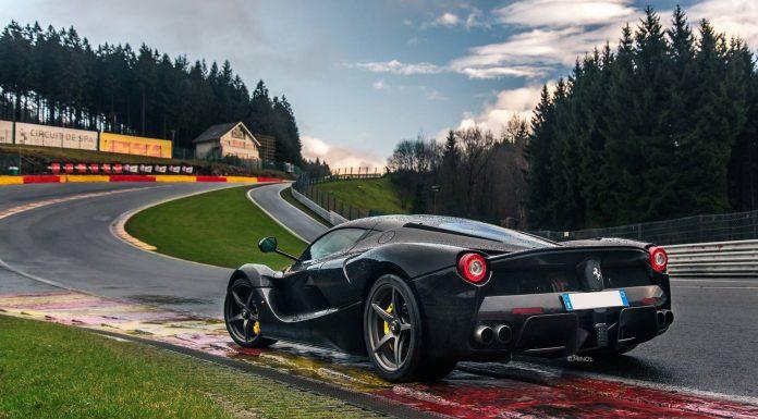 Memorable Day at Spa with a Ferrari 599 GTO and a LaFerrari