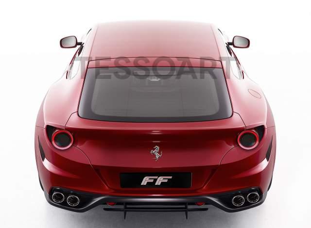 Ferrari_FF_Facelift_by_Tessoart_01