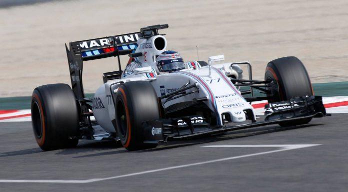 Formula 1 Test