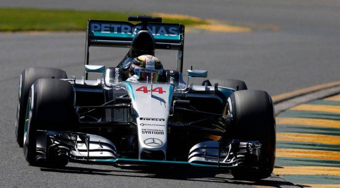 Formula 1 Australian GP