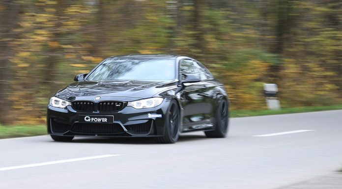 G-Power Reveals New Upgrades for BMW M3, M4, M5 and M6