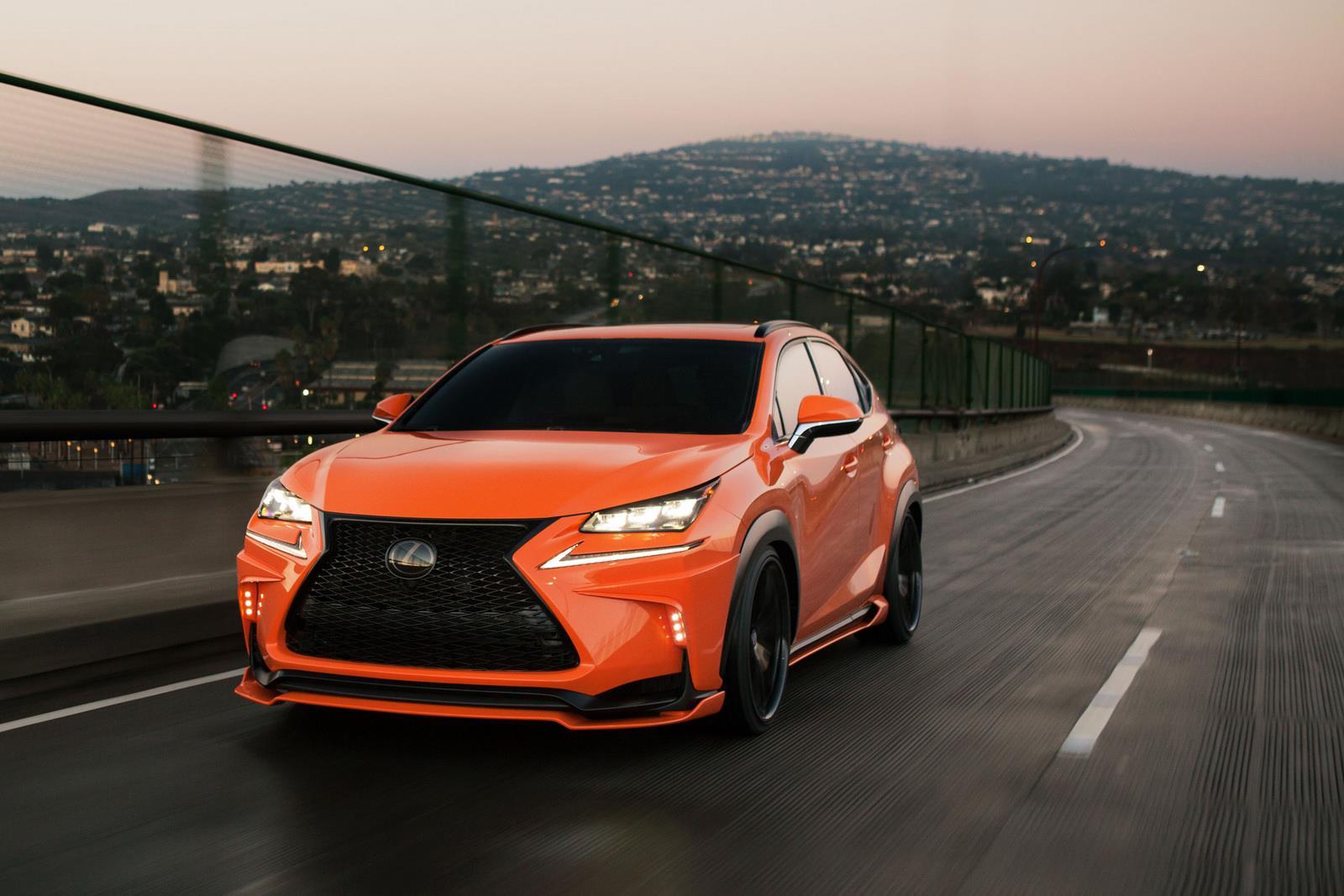 Tuningcars: Lexus NX Black Label by Artisan Spirits Revealed