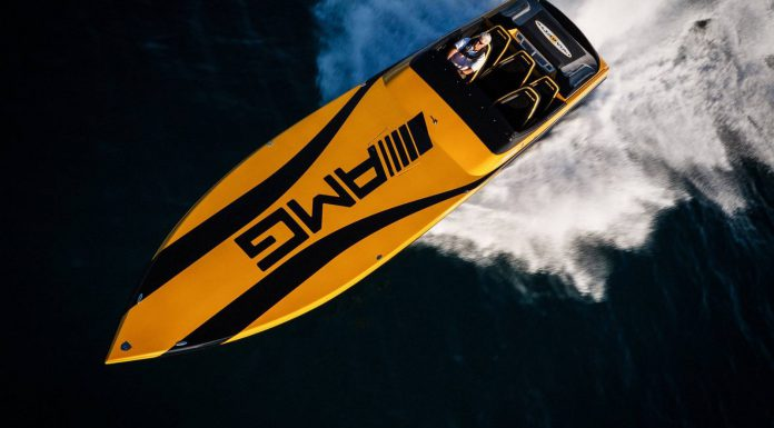 Mercedes-AMG GT Inspired Boat Goes on Its First Sea Escapade!